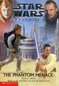 Star Wars Episode I The Phantom Menace SC (1999 Jr. Novel) 1-1ST