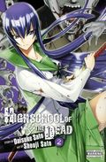 High School of the Dead GN (2011-2012 Yen Press Digest) 2-1ST
