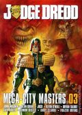 Judge Dredd Mega-City Masters TPB (2010-2011 Simon & Schuster) 3-1ST