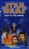 Star Wars Heir to the Empire PB (1992 Bantam Novel) 1-REP
