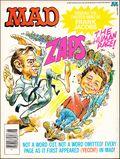 MAD Zaps the Human Race TPB (1984 MAD Books) A MAD Big Book 1-1ST
