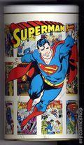 Superman Pretzels Tin Can (1987) CAN-01