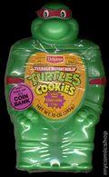 Teenage Mutant Ninja Turtles Cookies/Coin Bank (1990) BANK-02