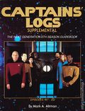Captains' Logs Supplemental SC (1993 Star Trek TNG) 1-1ST