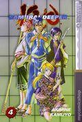 Samurai Deeper Kyo GN (2003-2010 Tokyopop Digest) 4-REP