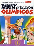 Asterix at the Olympic Games HC (1968 Spanish Edition) 1-1ST