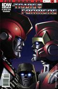 Transformers (2009 IDW) 20A