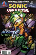 Sonic Universe (2009) 29