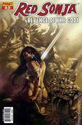 Red Sonja Revenge of the Gods (2011 Dynamite) 5A