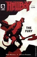 Hellboy The Fury (2011 Dark Horse) 1A