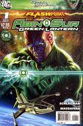 Flashpoint Abin Sur the Green Lantern (2011) 1-1ST