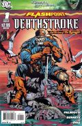 Flashpoint Deathstroke and the Curse of the Ravager (2011) 1