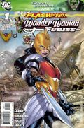 Flashpoint Wonder Woman and the Furies (2011) 1