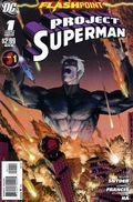 Flashpoint Project Superman (2011) 1