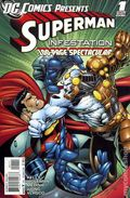 DC Comics Presents Superman Infestation (2011) 1