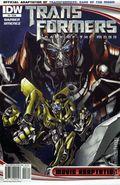 Transformers Dark of the Moon Movie Adaptation (2011 IDW) 3