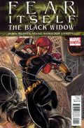Fear Itself Black Widow (2011 Marvel) 1