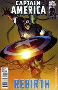 Captain America Rebirth (2011 Marvel) 1
