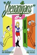 Shenanigans GN (2007 Oni Press) 1-1ST