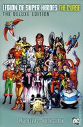 Legion of Super-Heroes The Curse HC (2011 DC) Deluxe Edition 1-1ST