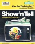 Show N Tell Sesame Street What Can The Baby Say? 51403