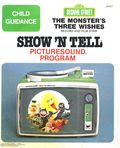 Show N Tell Sesame Street The Monster's Three Wish 51477