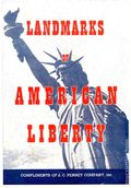 Landmarks of American Liberty (J.C. Penny 1950) 1950