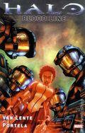 Halo Blood Line TPB (2011 Marvel) 1-1ST