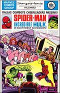 Amazing Spider-Man Giveaway Tulsa World (1982) 1982