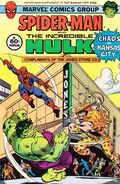 Amazing Spider-Man and the Incredible Hulk Kansas City Star Giveaway (1982) 1982