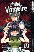 Chibi Vampire GN (2006-2009 Tokyopop Digest) 4-REP