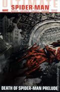 Ultimate Spider-Man Death of Spider-Man Prelude HC (2011 Marvel) 1A-1ST