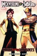 Wolverine and Jubilee Curse of the Mutants HC (2011 Marvel) 1-1ST