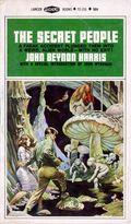 Secret People PB (1967 Lancer Novel) 1-1ST