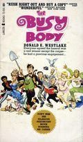 Busy Body PB (1967 Novel) 1-ST