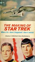 Making of Star Trek PB (1968 Ballantine Novel) 1-1ST