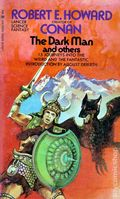 Dark Man and Others PB (1963 Lancer Novel) 1-1ST