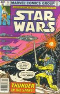 Star Wars (1977 Marvel) Mark Jewelers 34MJ
