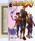 Genext (2008 Marvel) 1DF.SIGNED