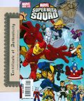 Marvel Super Hero Squad (2010- 2nd Series) 1A.DF.SIGNED