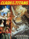 Clash of the Titans GN (1981 Golden Press) Graphic Novel Adaptation 1-1ST