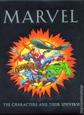 Marvel The Characters and Their Universe HC (2004 Barnes & Noble) 2nd Edition 1-1ST