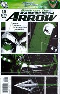 Green Arrow (2010 3rd Series DC) 12B