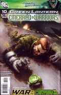 Green Lantern Emerald Warriors (2010) 10B