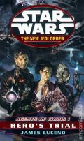Star Wars The New Jedi Order Agents of Chaos PB (2000 Del Rey Novel) 1-1ST