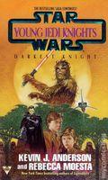 Star Wars Young Jedi Knights Darkest Knight PB (1996 Boulevard Novel) 1-1ST