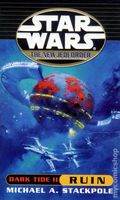 Star Wars The New Jedi Order Dark Tide PB (2000 Del Rey Novel) 2-1ST