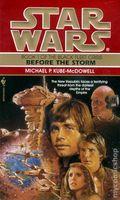 Star Wars The Black Fleet Crisis PB (1996-1997 Bantam Novel) 1-1ST