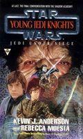 Star Wars Young Jedi Knights Jedi Under Siege PB (1996 Boulevard Novel) 1-1ST