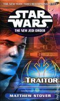 Star Wars The New Jedi Order Traitor PB (2002 Del Rey Novel) 1-1ST